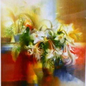 פרחים 66X44