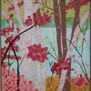 Blossom_by_the_Lake 78X101