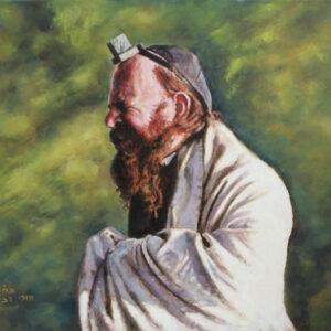 הרב יעקב עדס שליטא 50X65