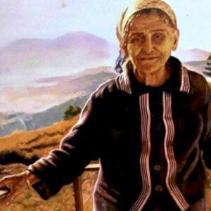 סבתא של ויקטור 110X70