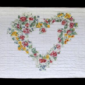 Bloominghealt 65x74cm