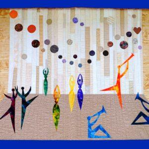Dancers 138x91cm