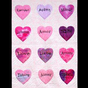 International Love 94x189cm