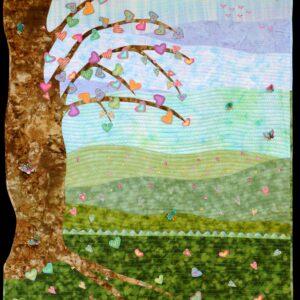 Tree of hearts 88x102