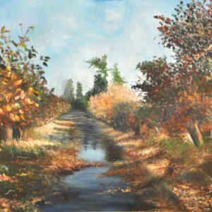 B013 oil on canvas 50x70