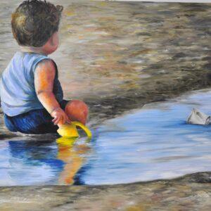 C010 oil on canvas 80x90