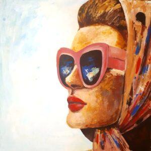 C020 Acrylic on canvas 70x70