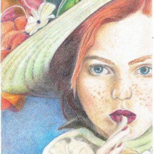 P013 pencil on paper 14x22