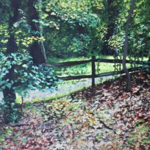 1. oil on canvas 50 X 70 cm