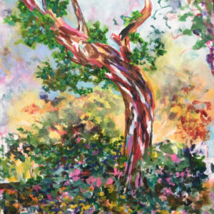10. acrylic on canvas 70 X 50 cm