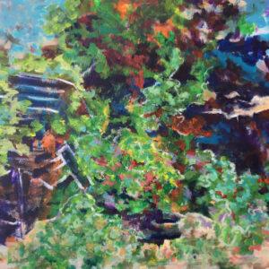 12. acrylic on canvas 60 X 80 cm
