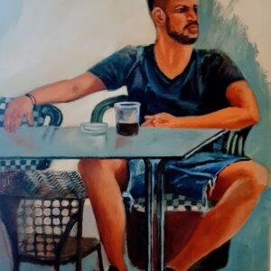 16 50x40 oil on canvas 1