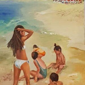 23 45x110 oil on canvas 1