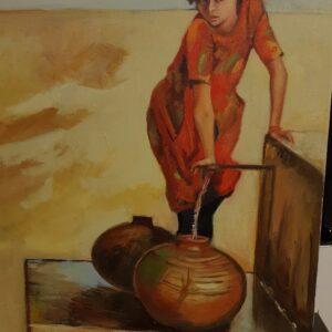 25 50x70 oil on canvas 1