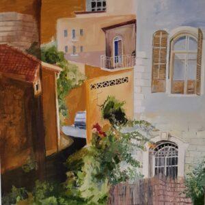 32 90x90 oil on canvas 1