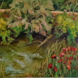 33 40x50 oil on canvas 1