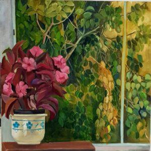 35 60x60 oil on canvas 1