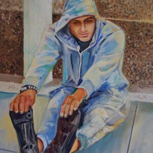 39 40x50 oil on canvas 1