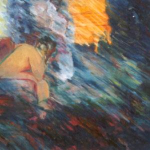 4. oil on canvas 60 X 80 cm